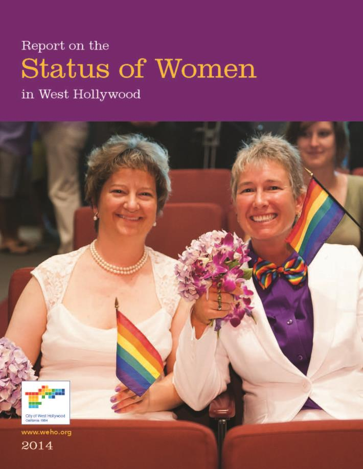 Report on the Status of Women (Cover)