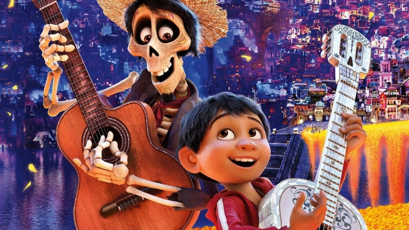 Movies in the Park: Coco on July 21