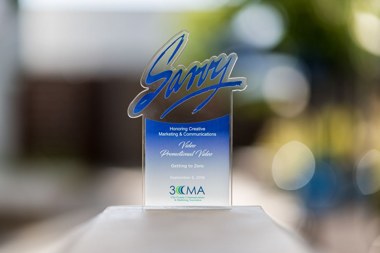 City Wins Three Prestigious National Communications Awards from 3CMA
