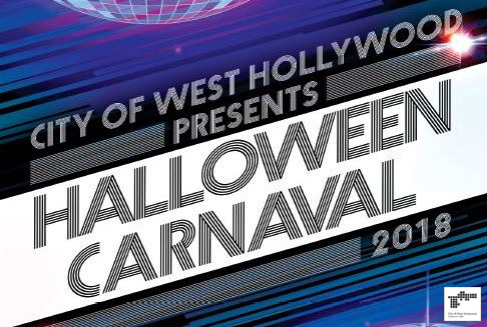 City's Annual Halloween Carnaval to Take Place on Wednesday, October 31