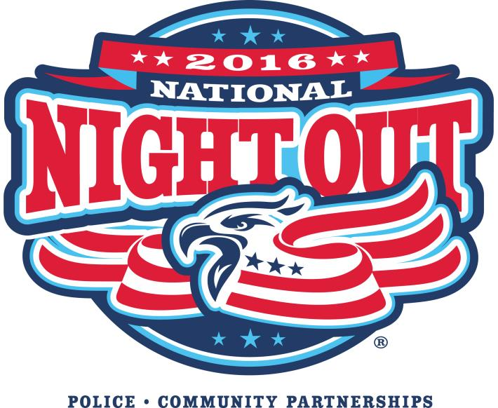 National Night Out Takes Place on Tuesday, August 2
