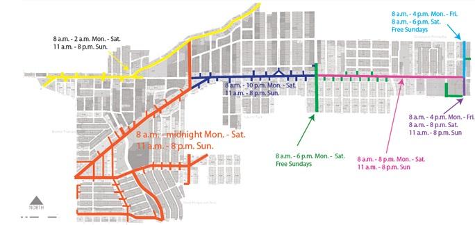 West Hollywood Zoning Map   CYNDIIMENNA