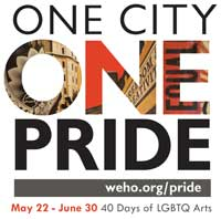 One City One Pride logo