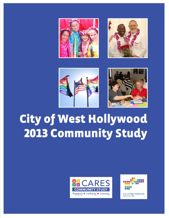 Community Study (Cover Page)