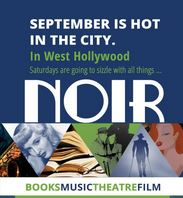 City of West Hollywood to Host Literary Celebration 'WeHo Reads: Noir' on Sept. 27
