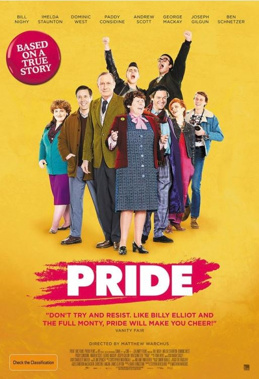 "City of West Hollywood Hosts  Free Film Screening of ""Pride"""