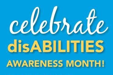 City Celebrates Disabilities Awareness Month
