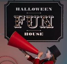 "City to Host Youth Halloween Carnival ""Fun House"" on Oct. 25"
