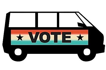 City Providing Free Transportation to Polls on Election Day