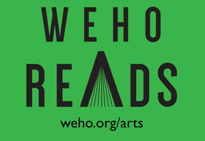 WeHo Reads Logo