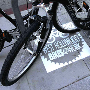 City of West Hollywood Spins Out New Employee Bikeshare Program