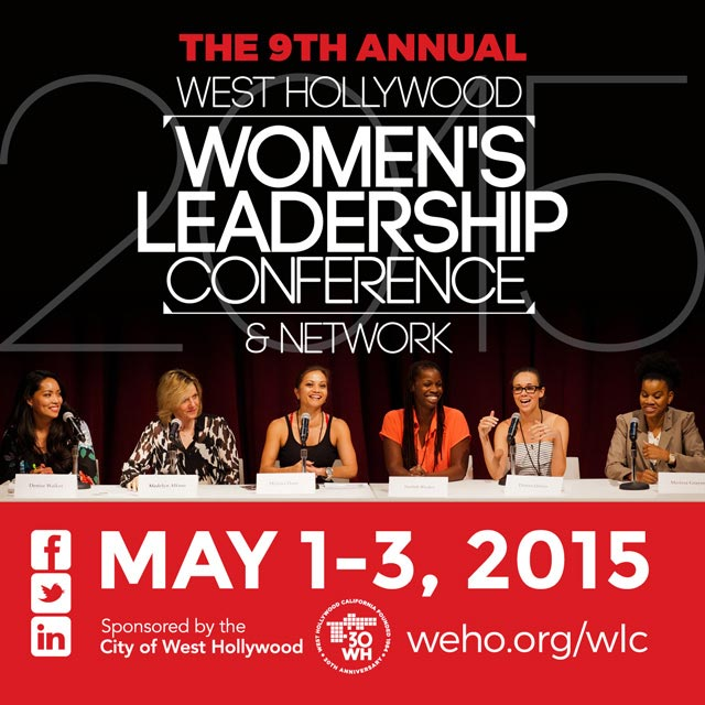 City Presents 9th Annual Women's Leadership Conference