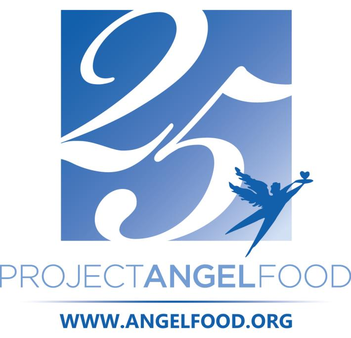 Project Angel Food - Logo