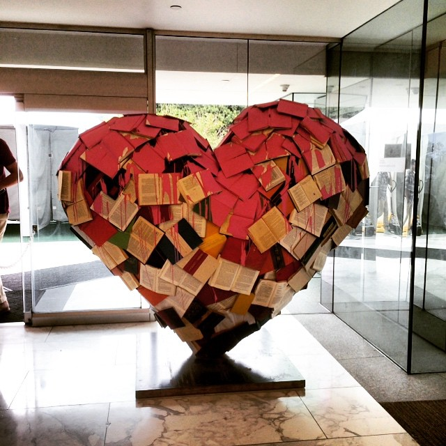 heart sculpture 2