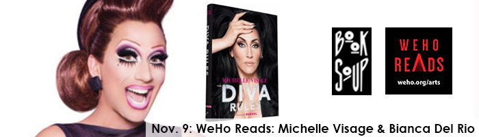 Michelle Visage - WeHo Reads