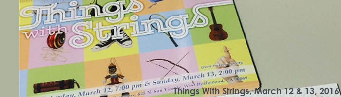 Metro Sings Things with Strings