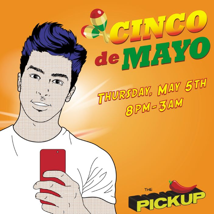 The PickUp Celebrates Cinco de Mayo with Special Service, May 5