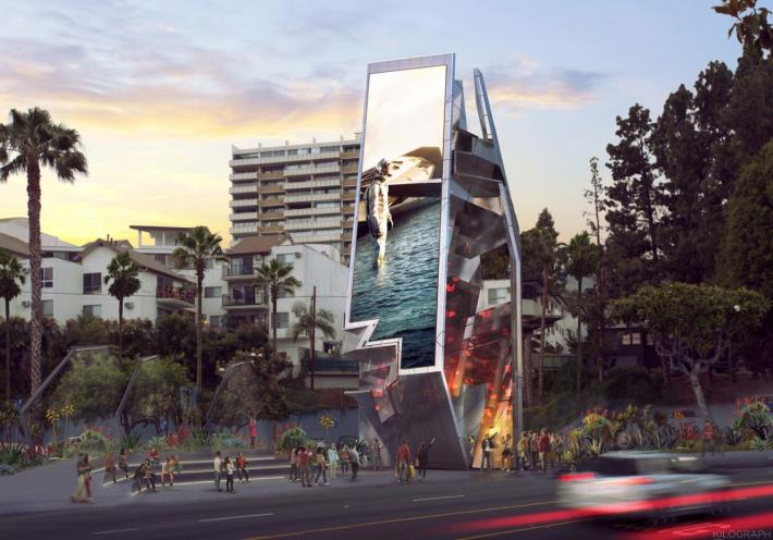 City Embraces Creative Proposal for Sunset Strip Pilot Digital Billboard Project