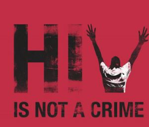 HIV Not Crime