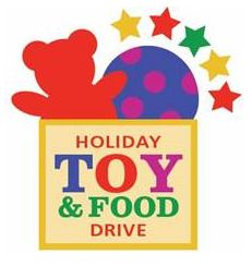 City Celebrates the Holidays with 27th Annual Toy and Food Drive