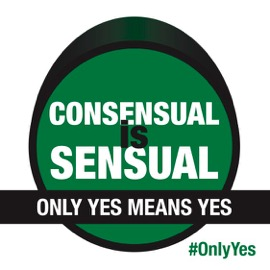 Consensual is Sensual without City Logo