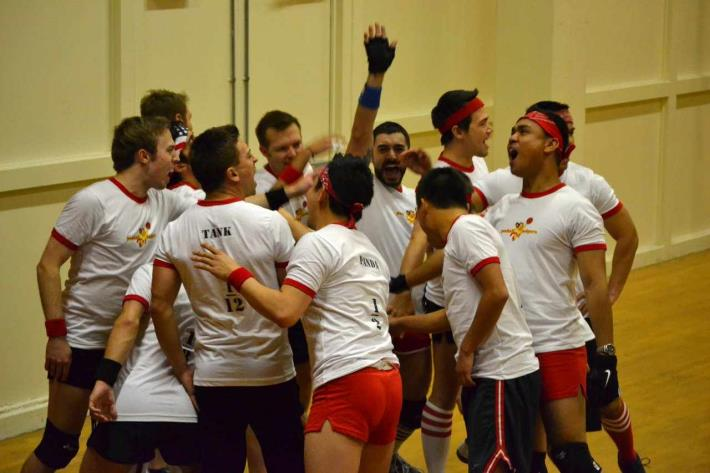 City of West Hollywood Co-Sponsors WeHo Dodgeball Charity Tournament