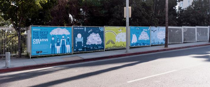 Dream Cloud_banners_Hart Park