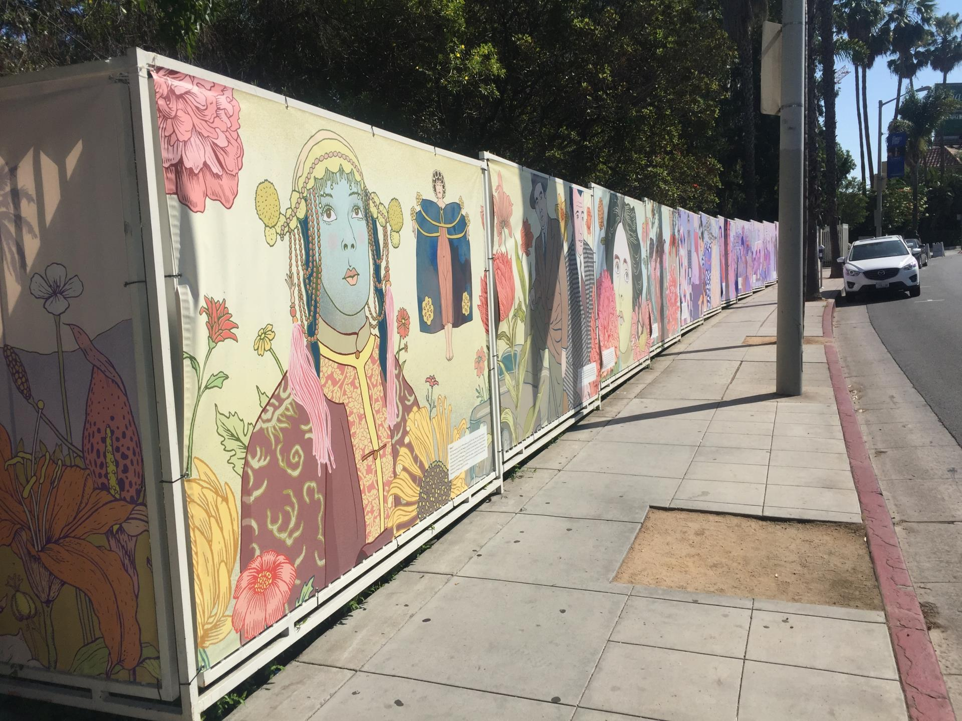WEHO Muralist Roster | City of West Hollywood