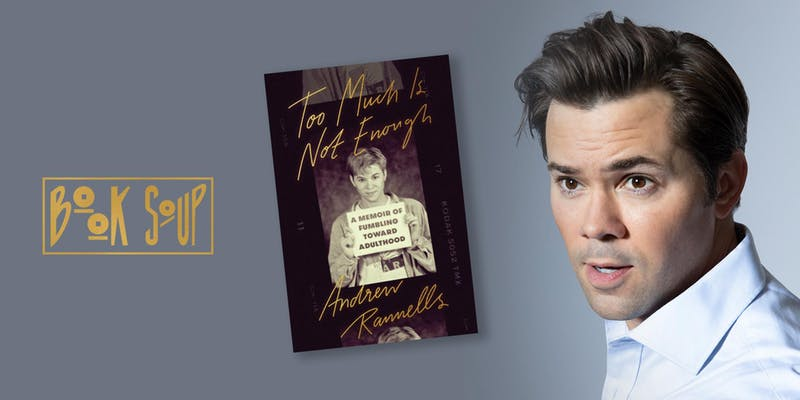 Andrew Rannells - WeHo Reads