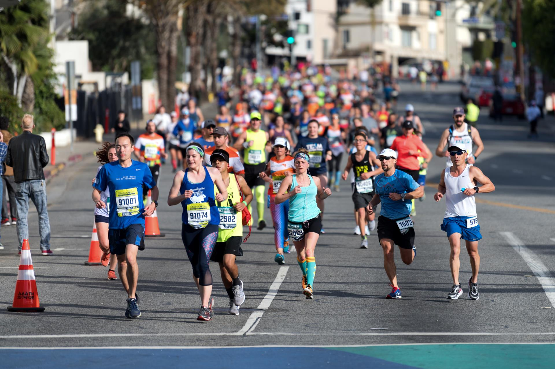 City Welcomes Runners in the 2019 Skechers Performance L.A. Marathon