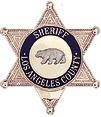 WeHo Sheriff Badge