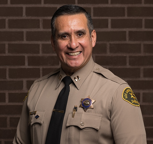 City Welcomes New Sheriff's Station Captain