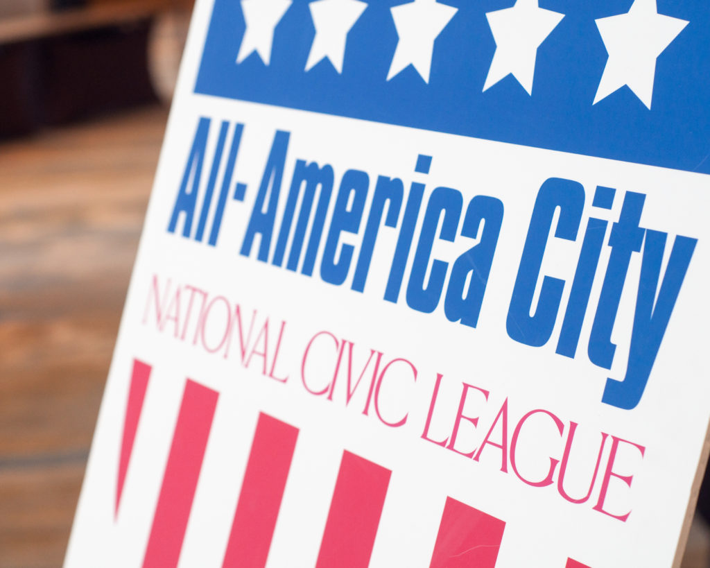 City is a Finalist for the 2019 All-America City Award