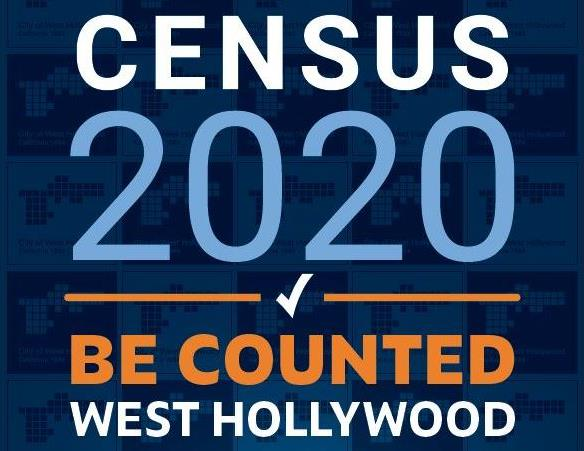 City Announces its Commitment to a 'Complete Count' for Census 2020 with 'Be Counted West Hollywood'