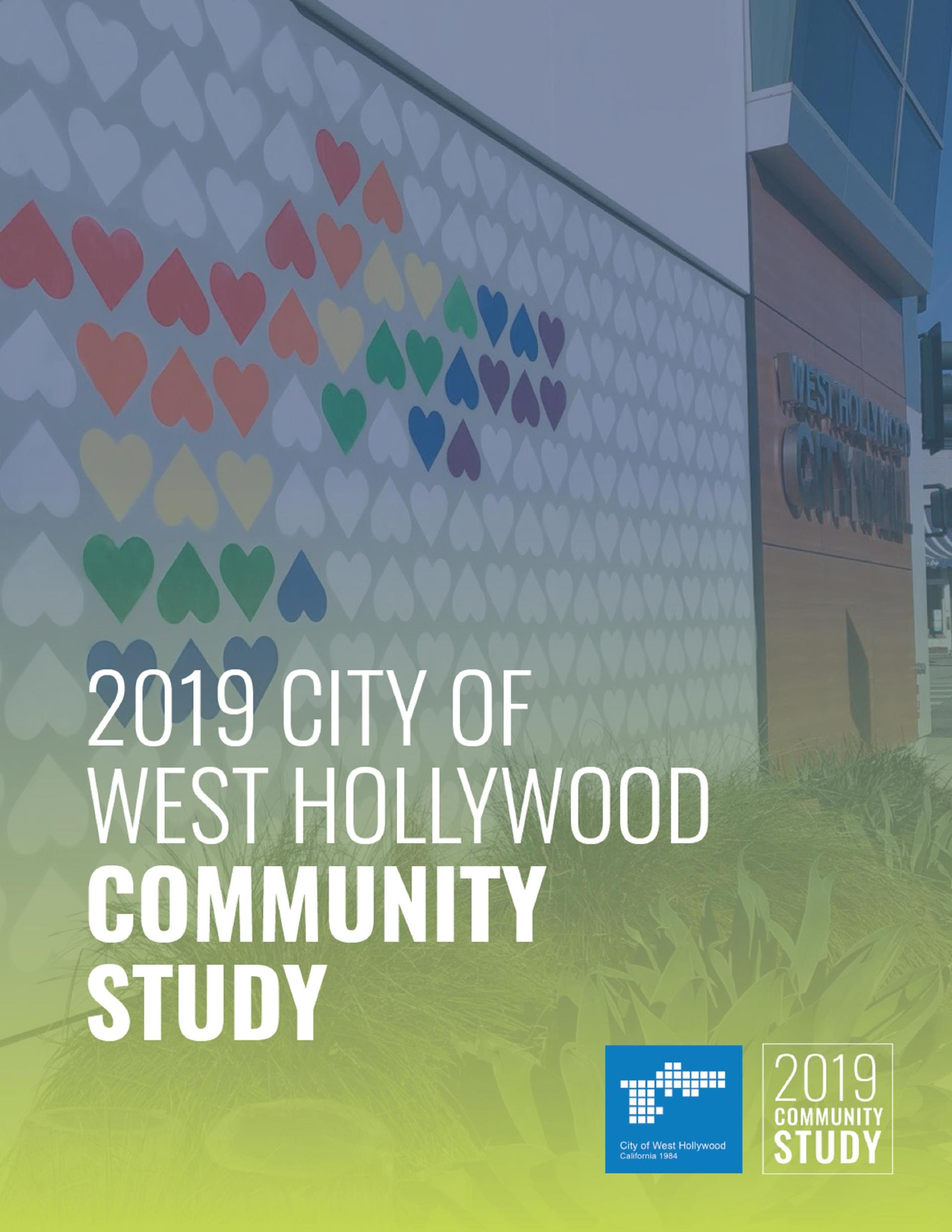Community Study (Cover)