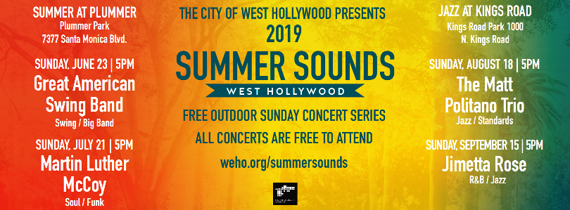 Summer Sounds Cover Photo 2
