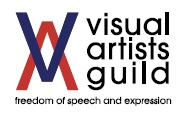 Visual Artists Guild logo