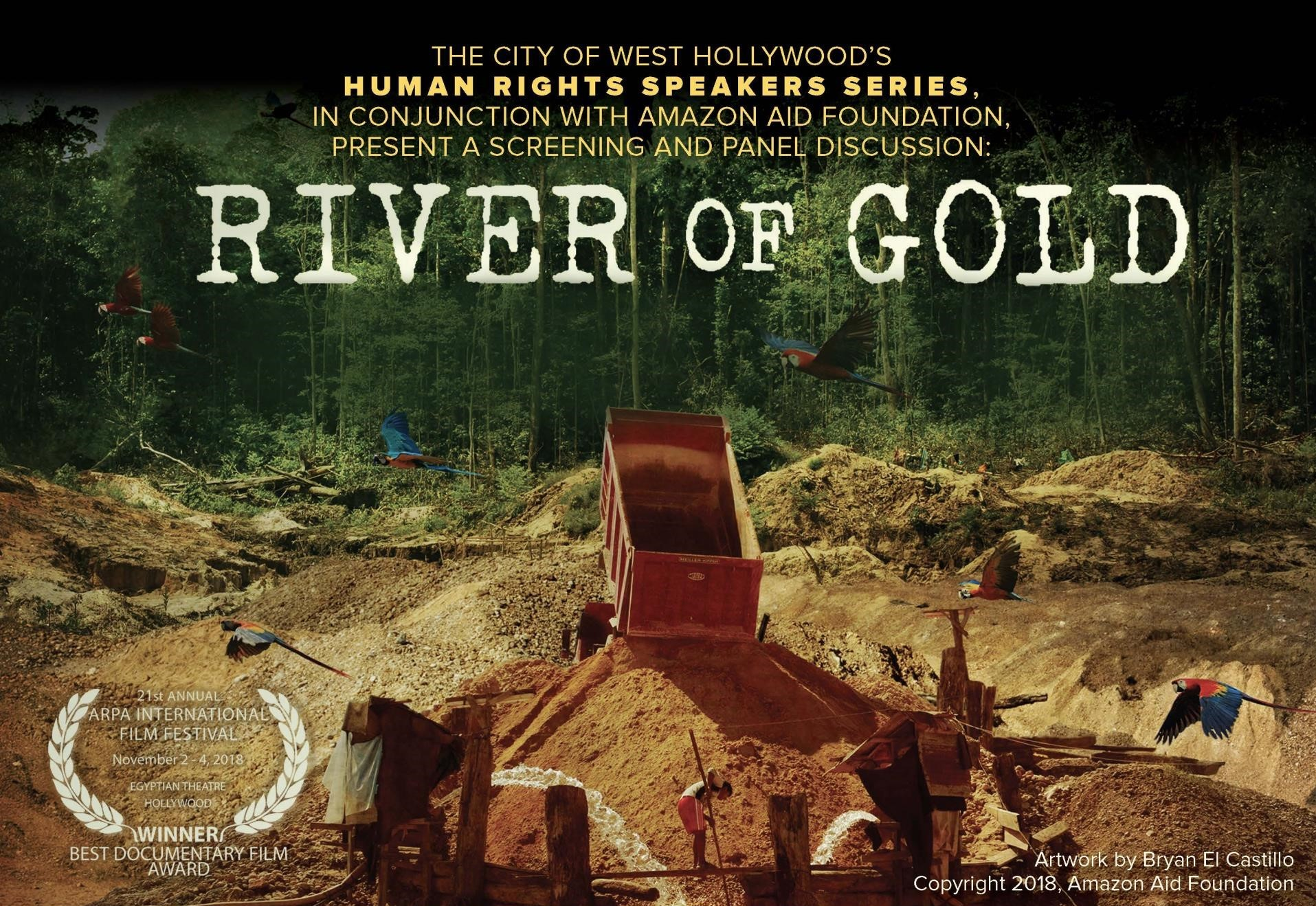 HRSS River of Gold
