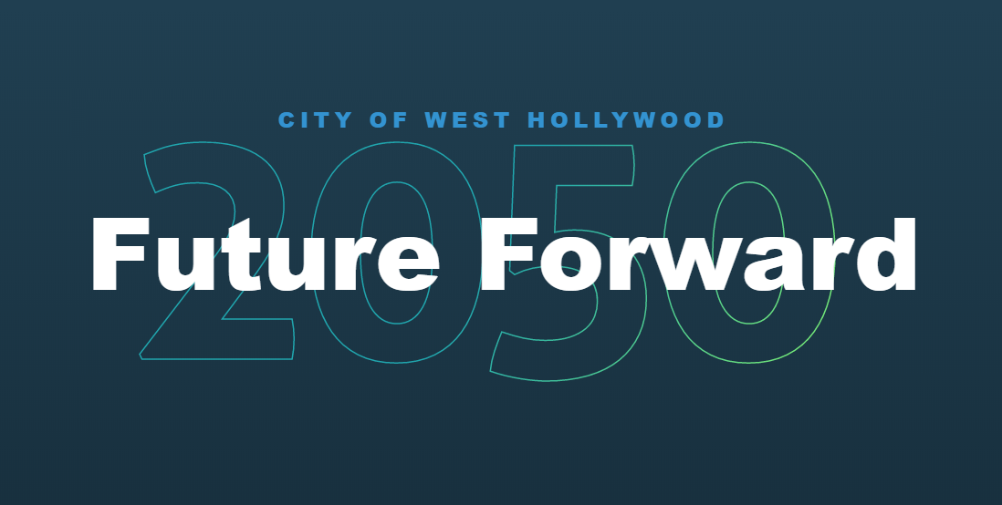 City Invites Community Input for 'Vision 2050'