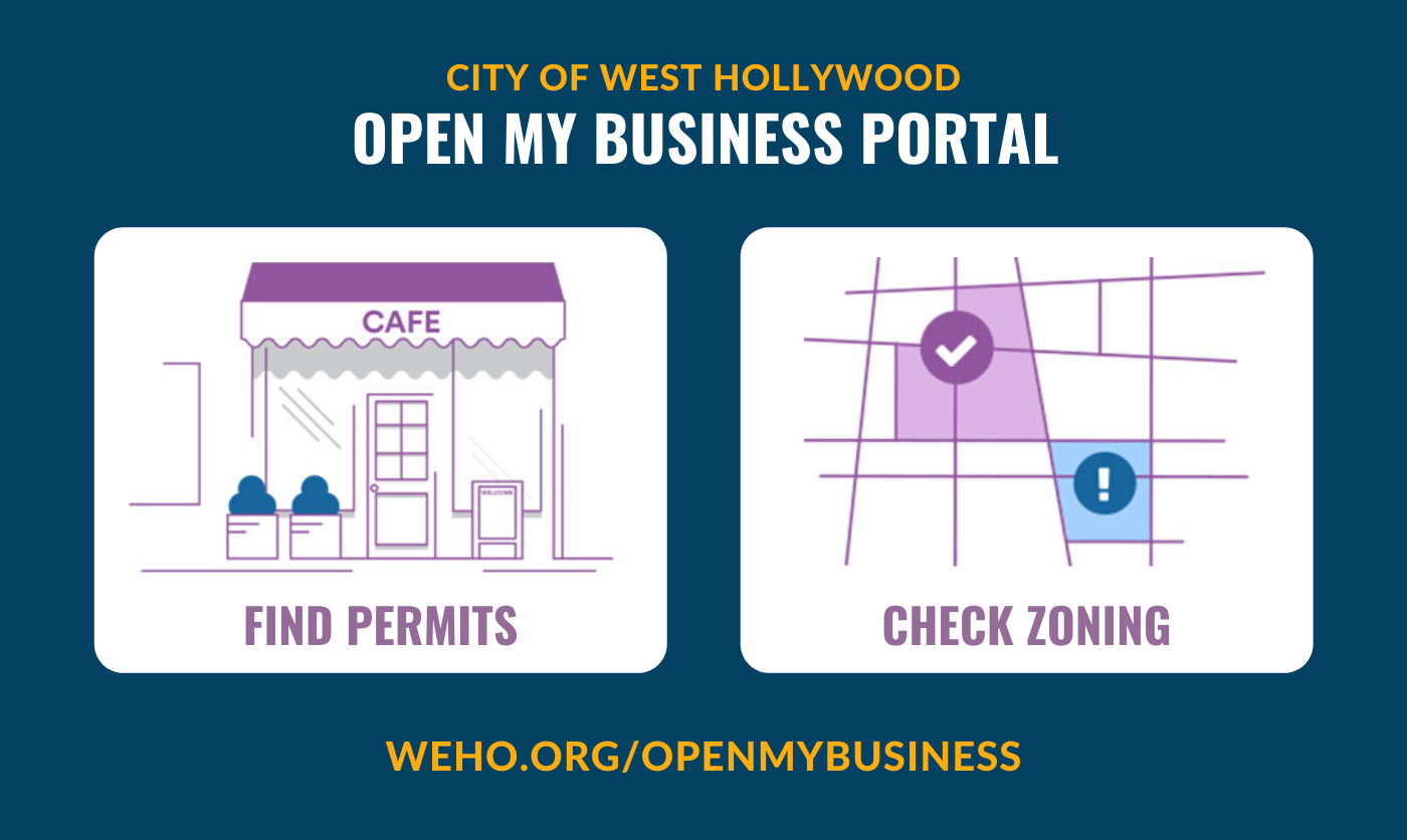 City Launches 'Open My Business' Online Portal for Small Businesses