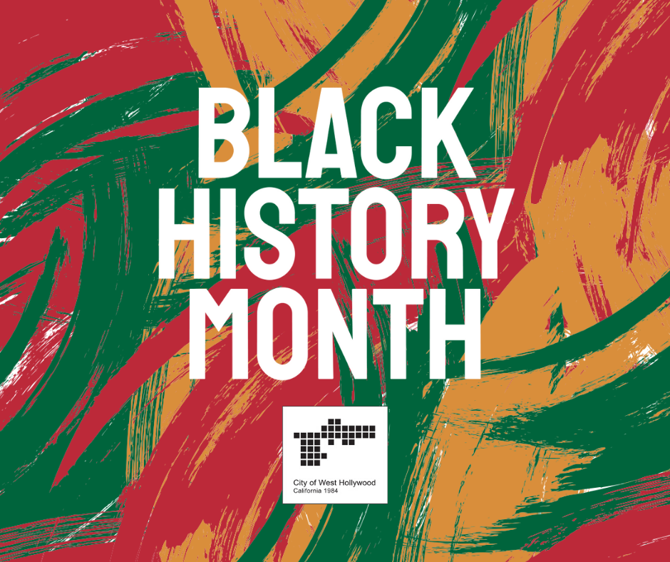 City Celebrates Black History Month throughout February