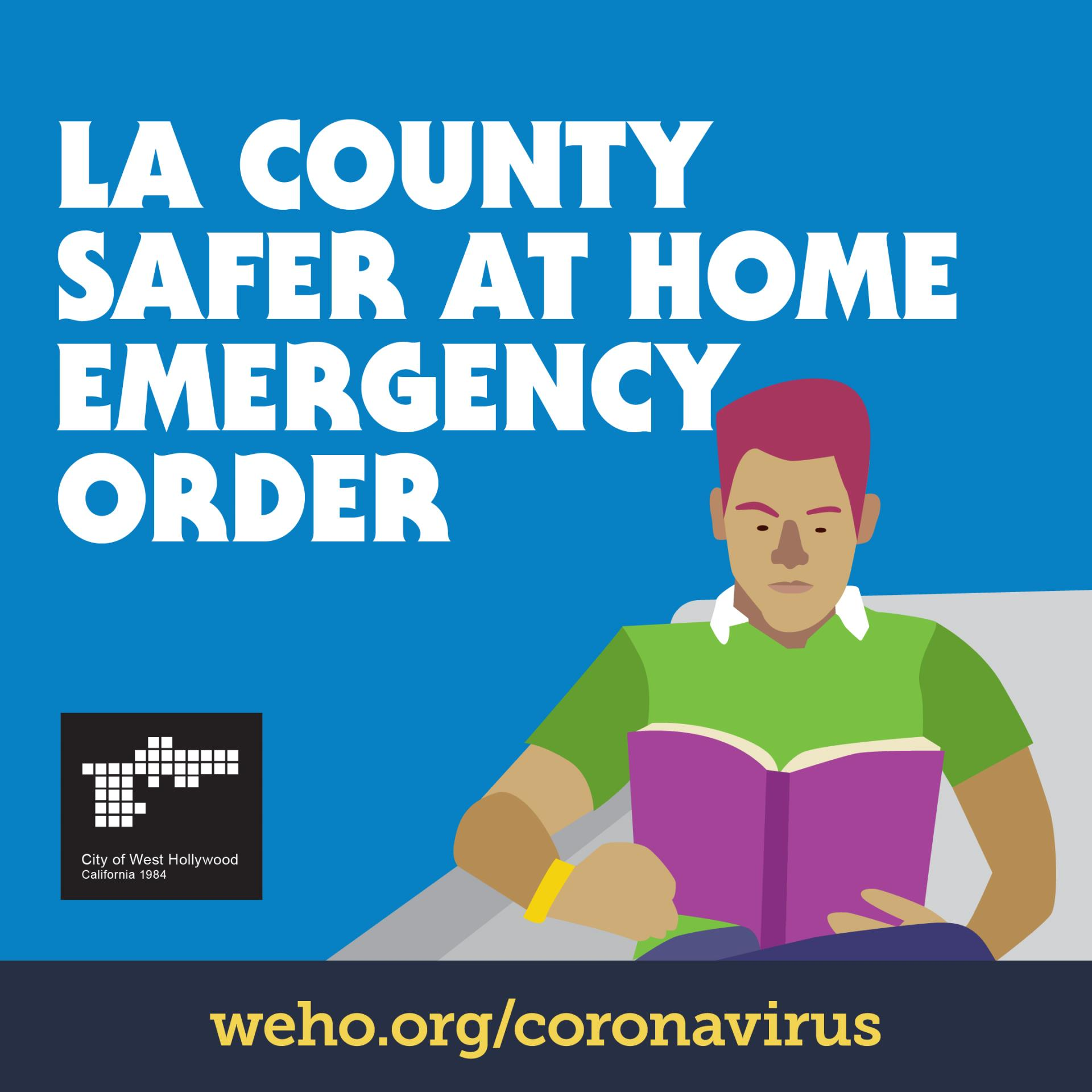 City of West Hollywood Update: LA County Department of Public Health Issues Revised 'Safer at Home' ...
