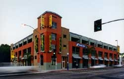 Kings Road Municipal Parking Structure I