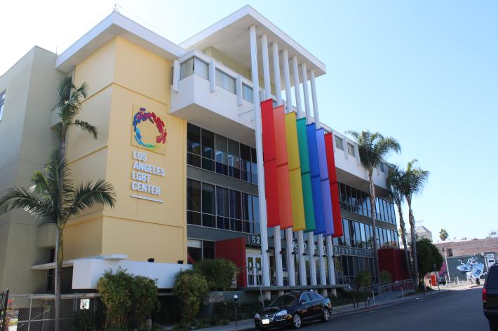 Los Angeles Lbgt Center Mental Health Program City Of West Hollywood