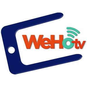 WeHoTV Logo with White BG