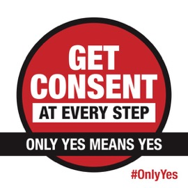 Get Consent at Every Step without City Logo