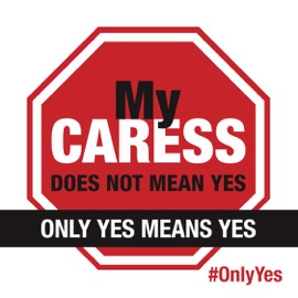 My Caress Does Not Mean Yes without City Logo