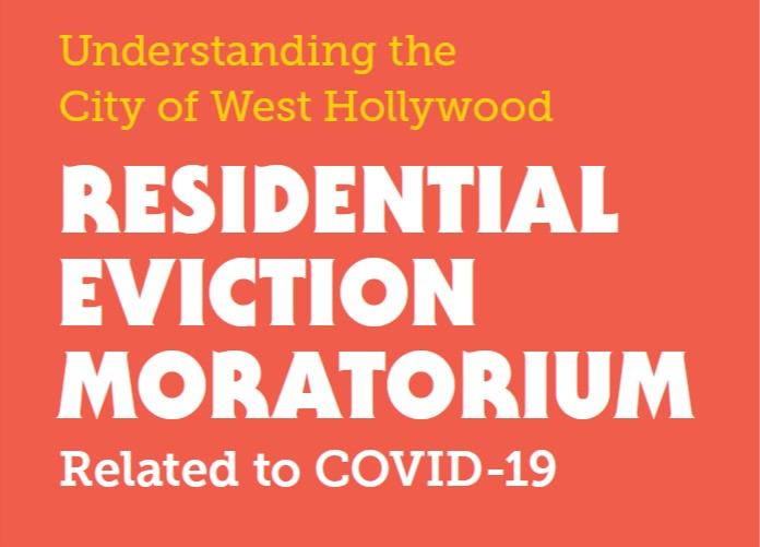 Eviction Moratorium Booklet