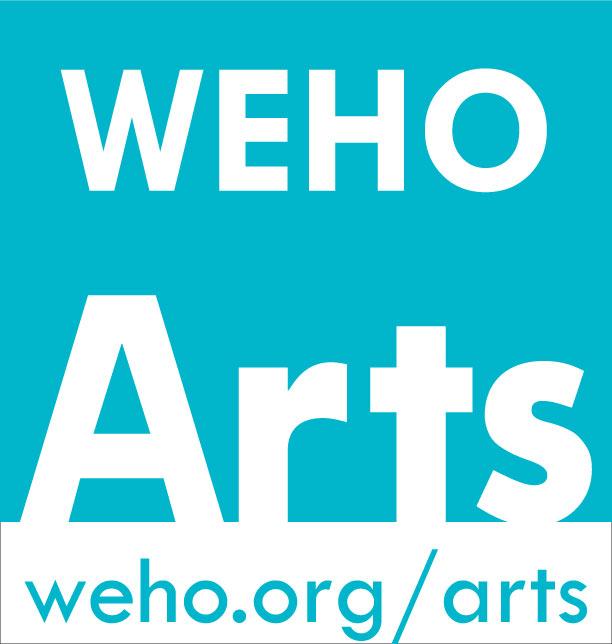 WeHo Arts Logo