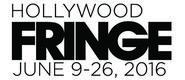 June 9 -26 -Hollywood Fringe Logo 2016